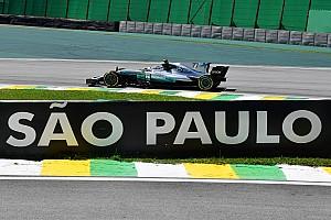 Формула 1 Livefeed Текстова трансляція третьої практики Гран Прі Бразилії