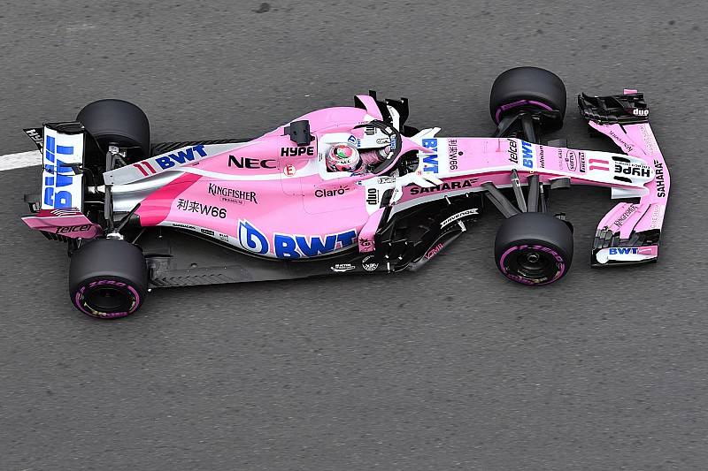 Force India: пакет оновлень не подолає всіх проблем із болідом