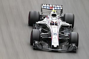 Formel 1 Reaktion Williams profitiert von Strafe & Strecke: Sirotkin erstmals in Q2