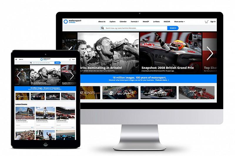 Motorsport Images reúne un siglo de automovilismo con el archivo de imágenes más completo del planeta