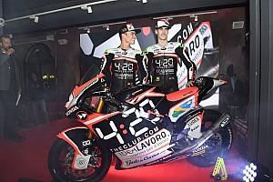 Moto2 Ultime notizie A Milano c'è una Forward Racing vestita di nuovo!