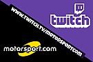 FORMULA 1 LİGİ Motorsport.com Türkiye'nin Twitch kanalı artık yayında!