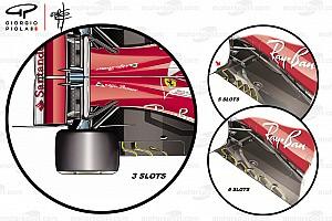 Formule 1 Analyse Tech analyse: F1-teams benutten nieuwe speelruimte in reglementen