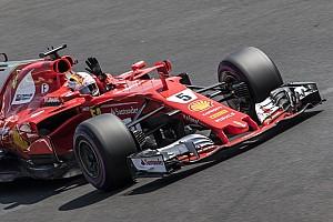 Fórmula 1 Crónica de Clasificación Vettel se lleva la pole y establece nuevo récord en México