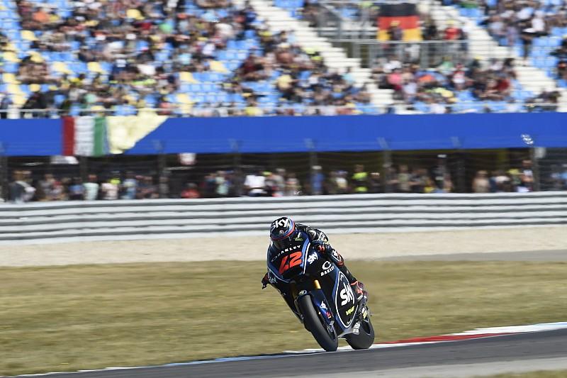 Bagnaia se reencuentra con la victoria y Márquez suma un nuevo podio