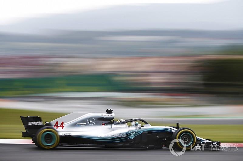 Qualifs - Hamilton un rien devant Bottas