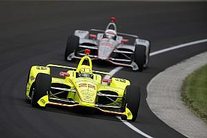IndyCar Actualités Simon Pagenaud le plus rapide à Indy!