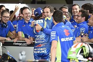 MotoGP Análisis Rins hace que Suzuki olvide a Viñales