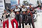 WRC Sebastien Ogier wundert sich: