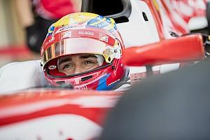 FIA F2 レースレポート F2アブダビレース2:ルクレールが逆転優勝で7勝目。松下は4位で終える