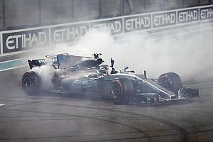 Формула 1 Статистика Статистика Гран Прі Абу-Дабі: фінальний хет-трік Боттаса