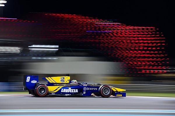 Rowland, ganador de la F2 en Abu Dhabi, descalificado