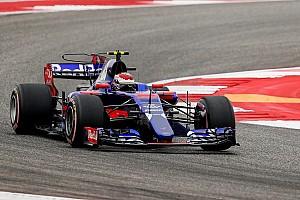 Formula 1 Top List GALERI: Penampilan Gelael di FP1 GP Amerika Serikat