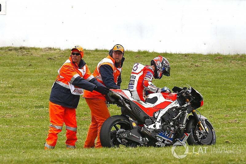 Statistik kecelakaan pembalap setelah MotoGP Australia