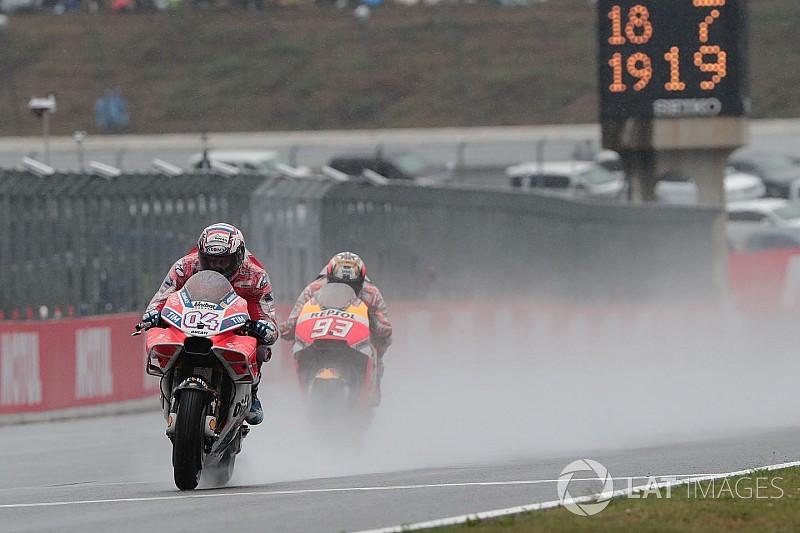 """Márquez: """"Na corrida você deve esquecer o campeonato"""""""