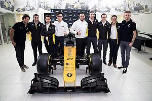 Formel 1 News INFINITI Akademie für junge Ingenieure: Finale an der Strecke