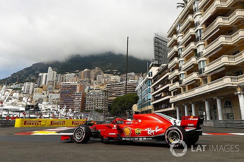 Гран При Монако: лучшие фото четверга