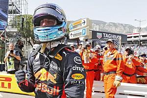 Qualifs - Un Ricciardo princier éteint Vettel et Hamilton!