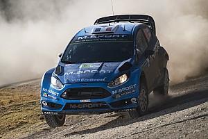 WRC Leg report Østberg climbs higher in Mexico