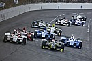 Indycar To Test F1 Style Shield