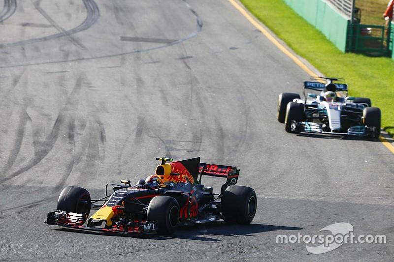 沃尔夫:输掉比赛是因为法拉利更快