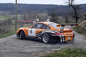 Schweizer rallye Fotostrecke Bildgalerie: Sieg von Sébastien Carron bei der Rallye Pays du Gier