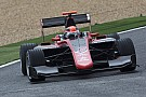 GP3 Mercedes junior Russell tops Day 1 of GP3 testing