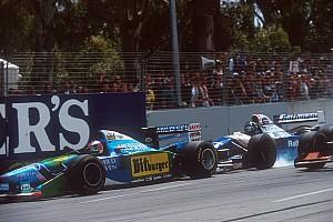 Forma-1 Nosztalgia Hill, Schumacher és az a bizonyos ausztrál ütközés