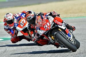 CIV Superbike Gara Michele Pirro vince in solitaria e centra la doppietta ad Imola
