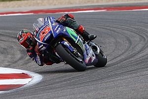 MotoGP Reporte de pruebas Viñales domina un estrafalario tercer libre con hasta diez caídas