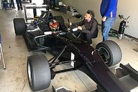 Exkluzív: Kubica hat év után visszatért egy GP3-as autóval