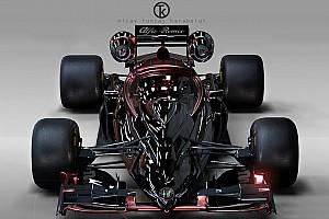GENEL Özel Haber Olcay Tuncay Karabulut'un F1 konsepti 1. seçildi