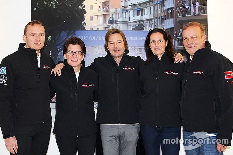 Voormalig DTM-winnares Lohr voegt zich bij Venturi Formule E-team
