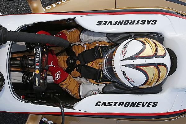 """IndyCar """"Vou continuar pilotando em 2018"""", garante Castroneves"""