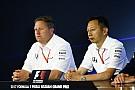 Ende mit McLaren für Honda eine