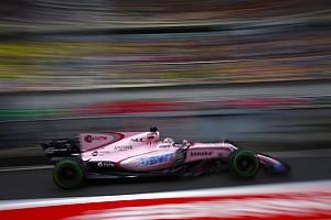 F1 Noticias de última hora Sergio Pérez dice que el VJM10 llegó con