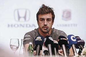 IndyCar Actualités Les risques et le danger sur ovale n'inquiètent pas Alonso