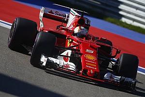 Formel 1 News Sebastian Vettel nach Platz 2 für Ferrari in Sochi: