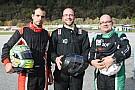 Schweizer slalom Philip Egli:
