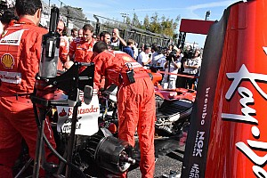Forma-1 BRÉKING A legapróbb alkatrészt is 20 percig tart kicserélni a Ferrariban
