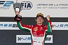 FIA F2 Leclerc dedica il titolo di Formula 2 al padre recentemente scomparso