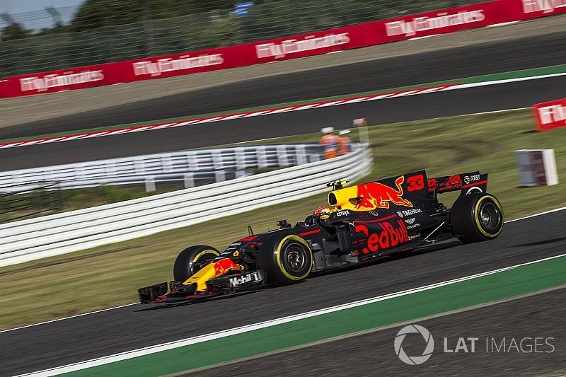Bolha no pneu tirou vitória de Verstappen, diz Horner