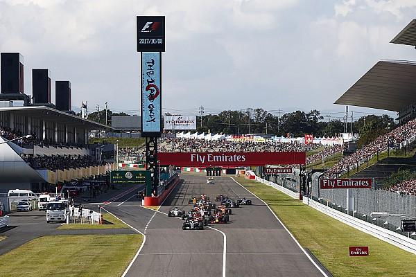 F1 速報ニュース F1日本GPの将来は? モビリティランド社長「非常に厳しい」と語る