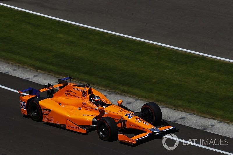 Alonso se enfocará este viernes en la clasificación