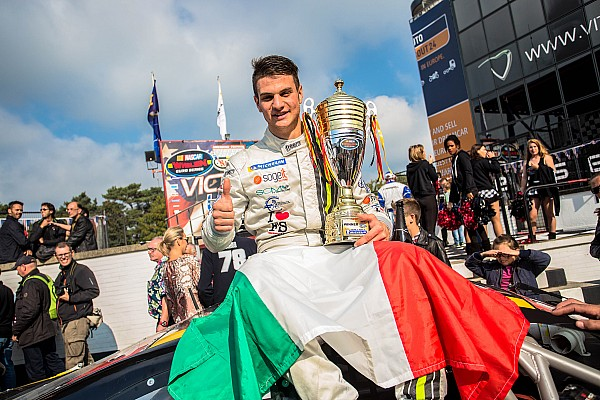 NASCAR Euro Special feature Gianmarco Ercoli intent on making his mark in Whelen Euro Series