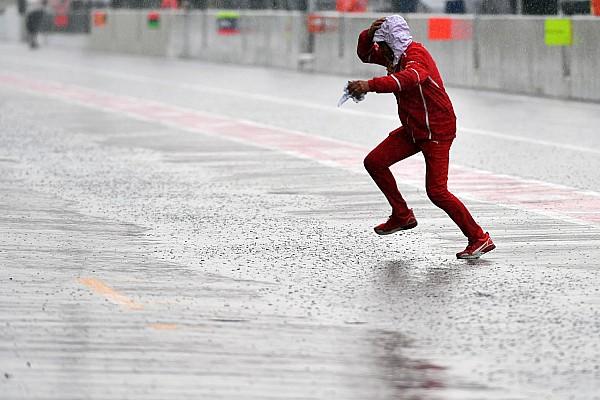 Formel 1 News Formel-1-Wetter Melbourne: Regen beim Australien-GP möglich