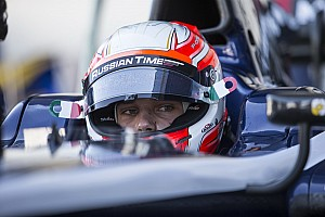 FIA F2 Actualités Ghiotto rempile, mais chez Campos