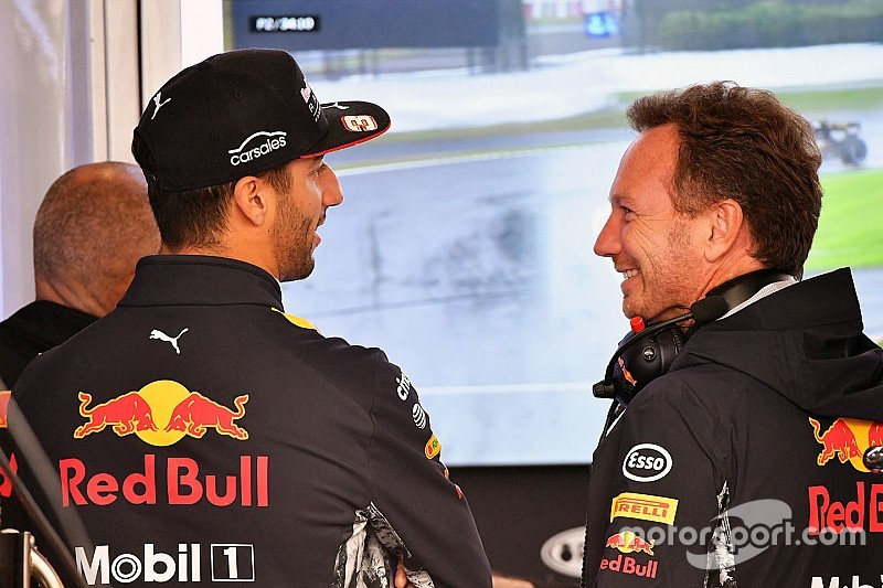 Red Bull tried everything to keep Ricciardo