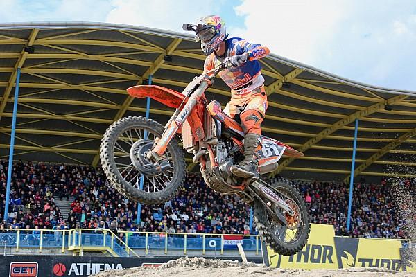 MX2 Jorge Prado suma en Assen su tercera victoria del año