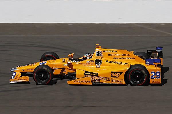 McLaren podría usar un nuevo color en 2018